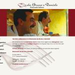 Relaunch Da Bruno e Daniele
